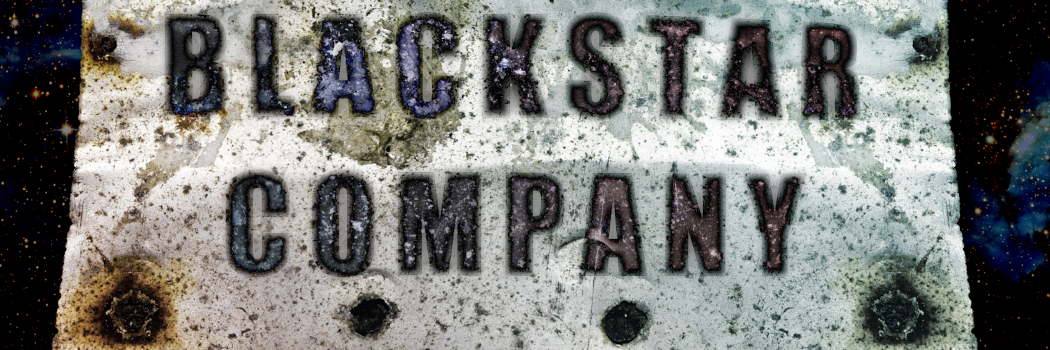 Neues Album - Blackstar Company